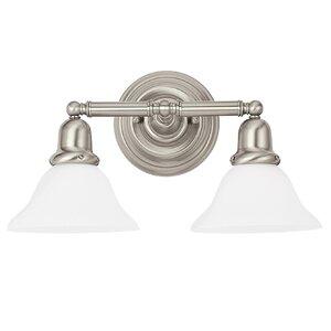 Darmstadt 2-Light Vanity Light