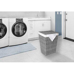 Reviews Laundry Hamper ByHighland Dunes
