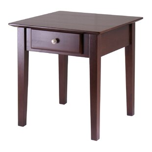 Buying Charlotte End Table By Charlton Home
