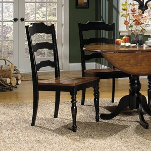 Bay City Side Chair (Set of 2) by Three Posts