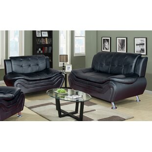 Read Reviews Ethel 2 Piece Living Room Set by PDAE Inc. Reviews (2019) & Buyer's Guide