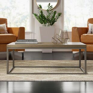 Helene Coffee Table with Tray Top