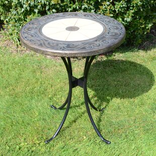 Severn Steel Bistro Table By Sol 72 Outdoor