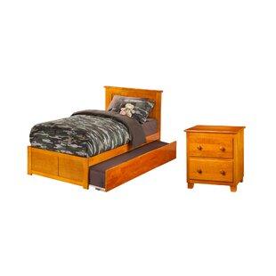 Lizzie Panel Wood Bedroom Set by Viv  Rae