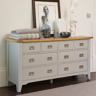 8 Drawer Sideboard By August Grove