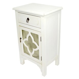 Loftus 1 Door Accent Cabinet b..