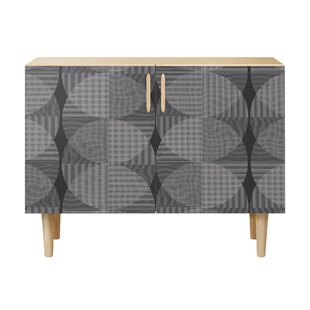Larissa 2 Door Cabinet by Corrigan Studio