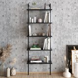 Innis 68.5 H x 23.6 W Ladder Bookcase by 17 Stories