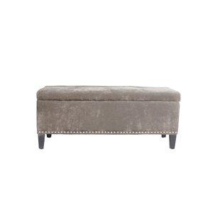 Winston Porter Hudgens Upholstered Storag..