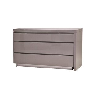 Savvy Extension 3 Drawer Dresser