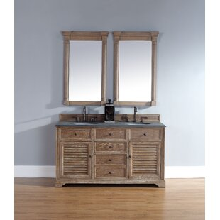 Top Reviews Ogallala 60 Double Vanity Set By Greyleigh
