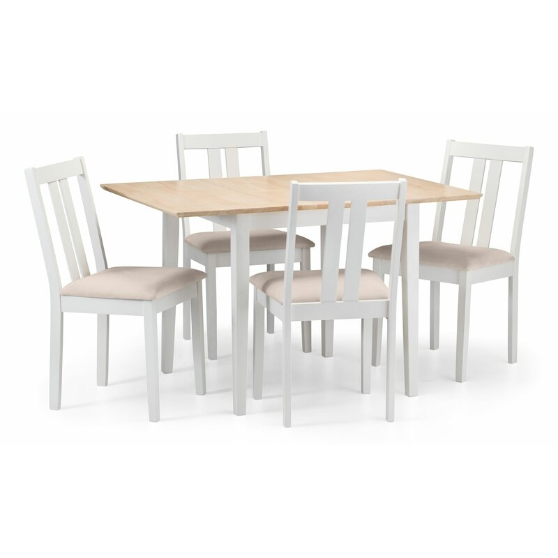 Sommerallee Essgruppe Brookvale Mit Ausziehbarem Tisch Und 4