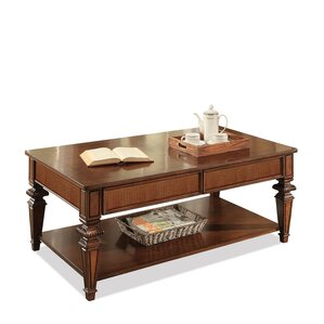 Leander Coffee Table by World Menagerie