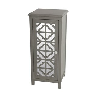Zoya 1 Door Accent Cabinet by Ophelia & Co.