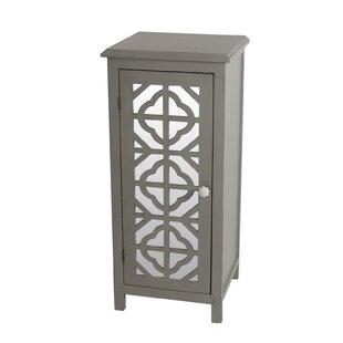 Zoya 1 Door Accent Cabinet by Ophelia & Co.