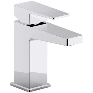 Kohler Honesty Single-Handle Bathroom Sink Faucet with Drain Assembly
