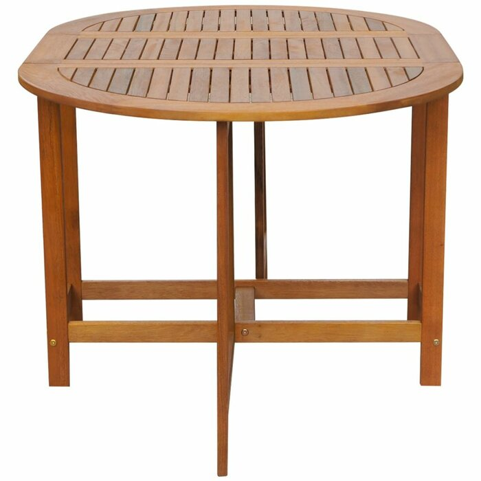 Sol 72 Outdoor Folding Wooden Dining