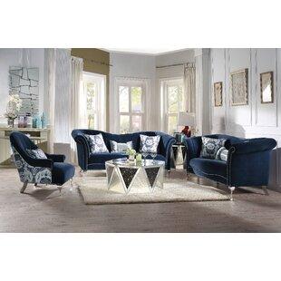Mercer41 Kerfoot Configurable Living Room Set