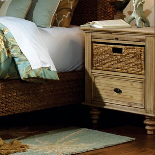 Nyi 1 Drawer Nightstand