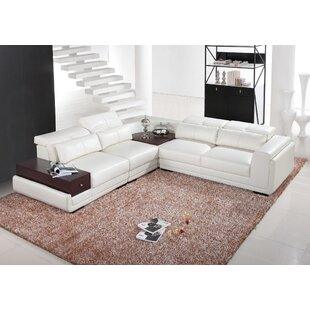Shop Mankato Reclining Sectional by Hokku Designs
