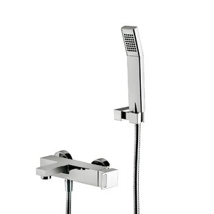 WS Bath Collections Effe Diverter Tub/Shower Faucet Lever