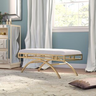 Ritenour Metal Bench by Willa Arlo Interiors New Design