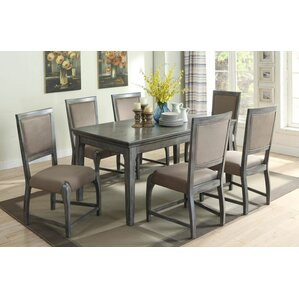 Freira 7 Piece Dining Set by ACME Furniture