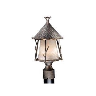 Pomonok Outdoor 1-Light Lantern Head by Loon Peak