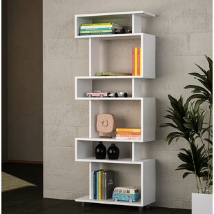 Fey Geometric Bookcase by George Oliver
