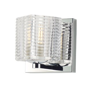 Orren Ellis Elsass 1-Light Armed Sconce