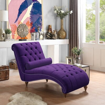 Purple Chaise Lounge Chairs You Ll Love In 2019 Wayfair