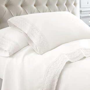 Yate Crochet Lace Sheet Set