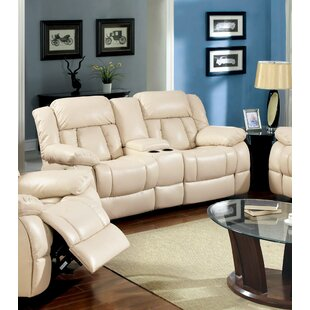 Shop Beattie Reclining Sofa by Hokku Designs