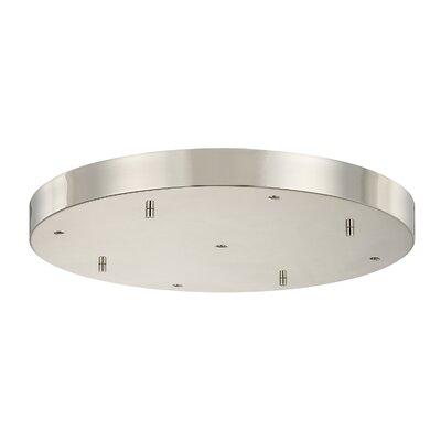Round Multi-Port Pendant Canopy Capital Lighting