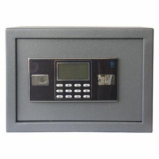 Stalwart Stalwart Electronic Lock Floor or Wall Safe