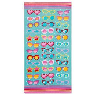 Cayden Sunglasses 100% Cotton Beach Towel