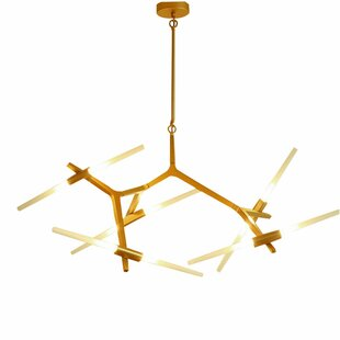 Corrigan Studio Cottrell 10-Light Chandelier