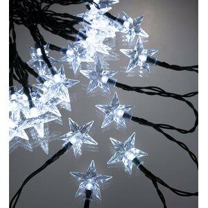 50-Light Star String Lights