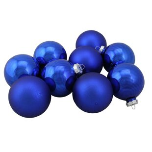 Blue Christmas Ornaments You Ll Love In 2019 Wayfair