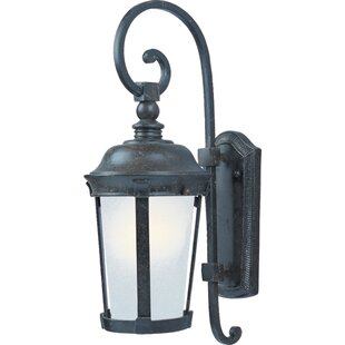 Reviews Unger 1-Light Outdoor Wall Lantern By Darby Home Co