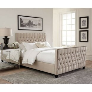 Samella Upholstered Panel Bed
