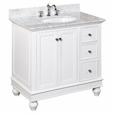 White Bathroom Vanities 36 Inch