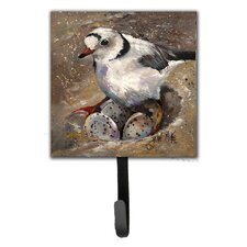 Piping Plover Leash Holder and Wall Hook by Caroline's Treasures