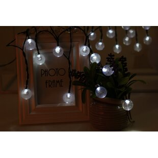 Shopping for Vick 20 Light Globe String Lights By Symple Stuff