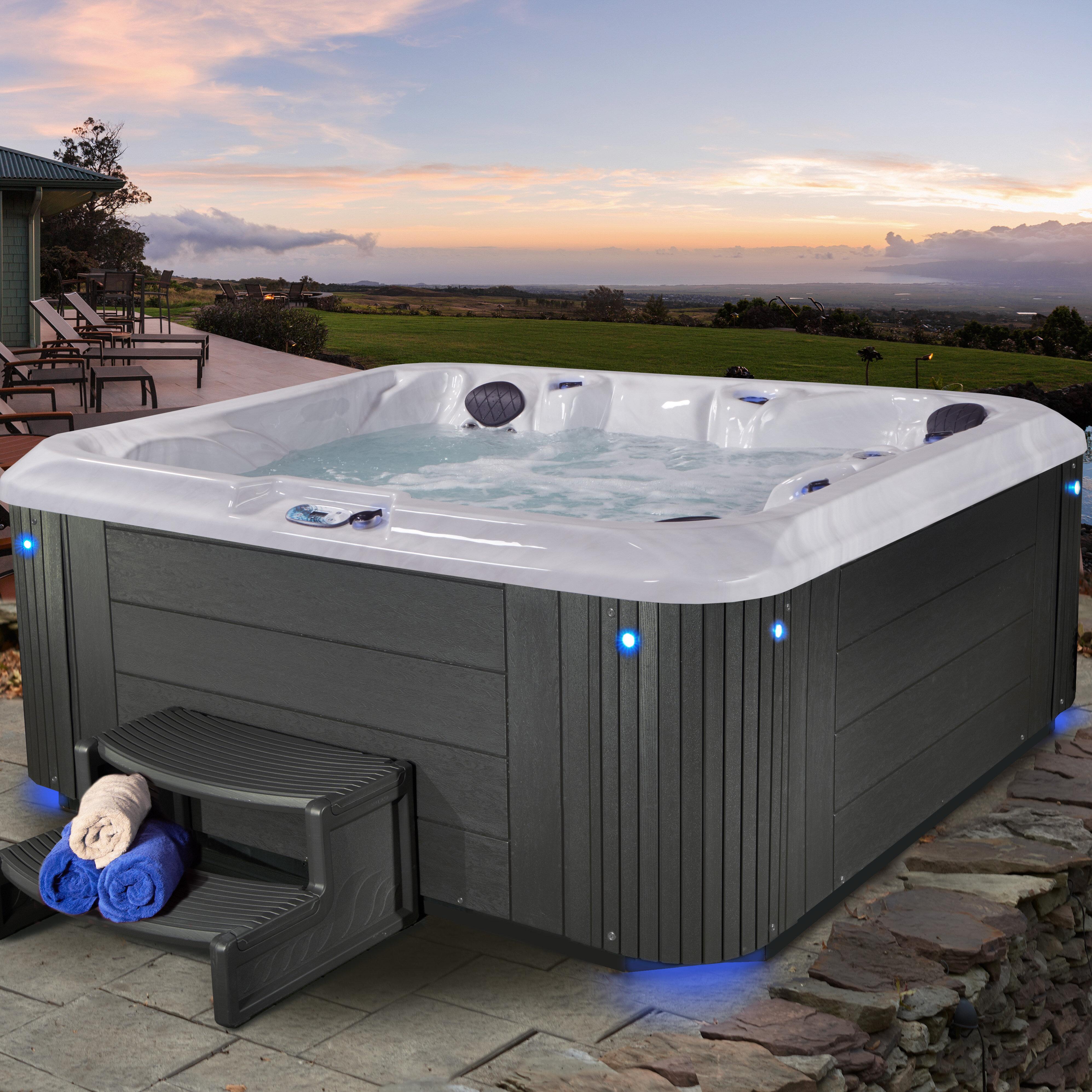 Hot Tub Ing Guide Wayfair