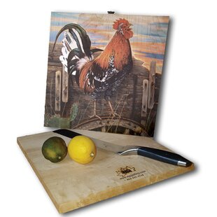Review A New Day 12 x 12 Cutting Board By WGI-GALLERY