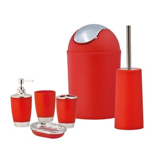 Search Results For Red Toilet Accessories