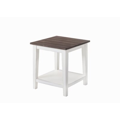 Alter End Table by August Grove