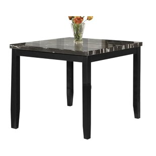 Lause Counter Height Dining Table by Ebern Designs Cool