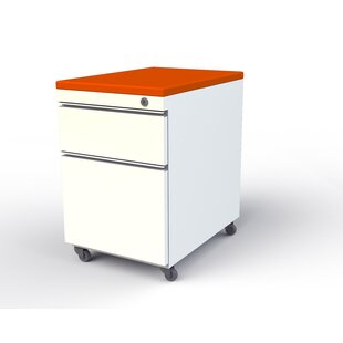 EYHOV Workstations Accessories 2-Drawer Mobile File by Scale 1:1 Amazing